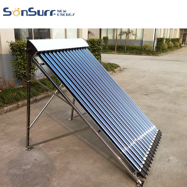 Manufacture Pressurized Heat Pipe Solar Thermal Collector