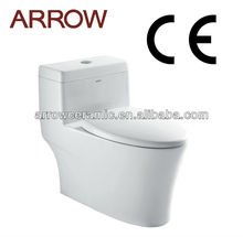 low tank 3/6Lpf one piece siphonic toto japanese toilet