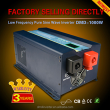 Professional top quality Low Frequency 12v 110v 220v 1kw inverter festival promotional inverter