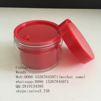 Body Care Pet Material Plastic Jar