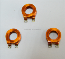 SMD copper flat power inductor coils
