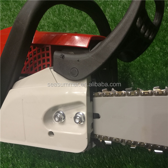 Chinese 660 92cc gasoline chain saw machine Professional 2 stroke chainsaw