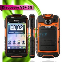 discovery v5 waterproof shockproof rugged android 4.0 smart phone