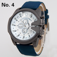 Custom your dial design o clock watch stainless steel watch bezel