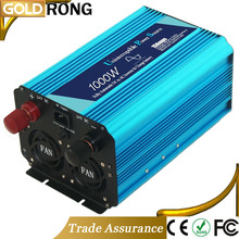 Classic 1000 Watt Pure Sine Wave Inverter Convert From Battery To AC Power Home Solar System DC Charger LCD Display