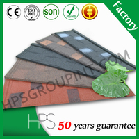 Colorful Stone Coated Roofing Shingles|Stone Coated Metal Roof Tile |Stone Chip Coated Metal Roofing