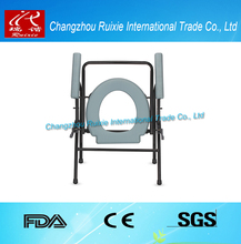 stainless steel shower commode chair