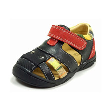 Latest Cute Baby Boy Design Adult Baby Closed Toe Sandal Shoes
