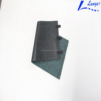 Sound system for home car noise isolating soundproof flooring material