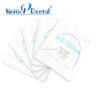 Manufacturer sinitic new arrival orthodontic smooth surface arch wires color medical