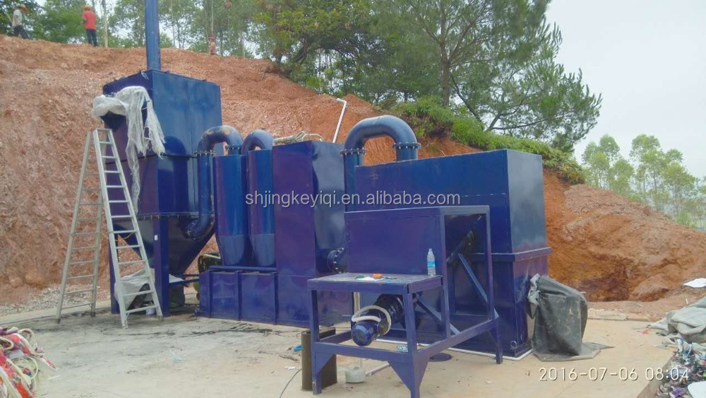 JK-LJCL-10 High quality Rural garbage incinerator