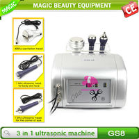 GS8 ultrasonic ion facial massage device