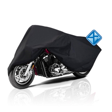 2018 best sell cheap easy handling disposable motorcycle cover
