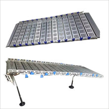 CE Approved Foldable Aluminum Truck Car Loading Ramp