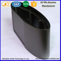 Anodizing Aluminum Extruded Profile Bluetooth Speaker Housing Shell Case Manufacturer