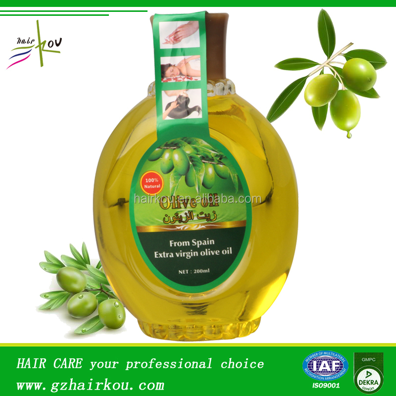 virgin turkish olive oil massage oil moisturizing oil OEM/ODM