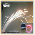 with light source white plastic pmma fiber optic light