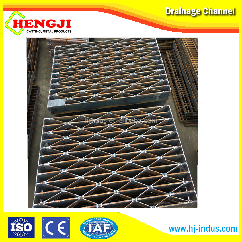 marble flooring construction materials / stainless steel floor grating