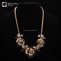 BLN0400 Accessories Women Gold Jewelry Cubic
