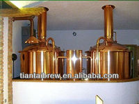 600L stainless steel home brewing equipment/CE