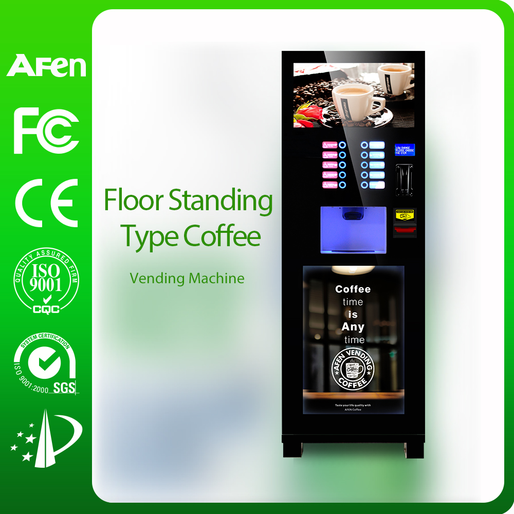 nescafe coffee machine/coffee vending machine