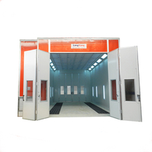 Garage equipment used large truck auto spray booth
