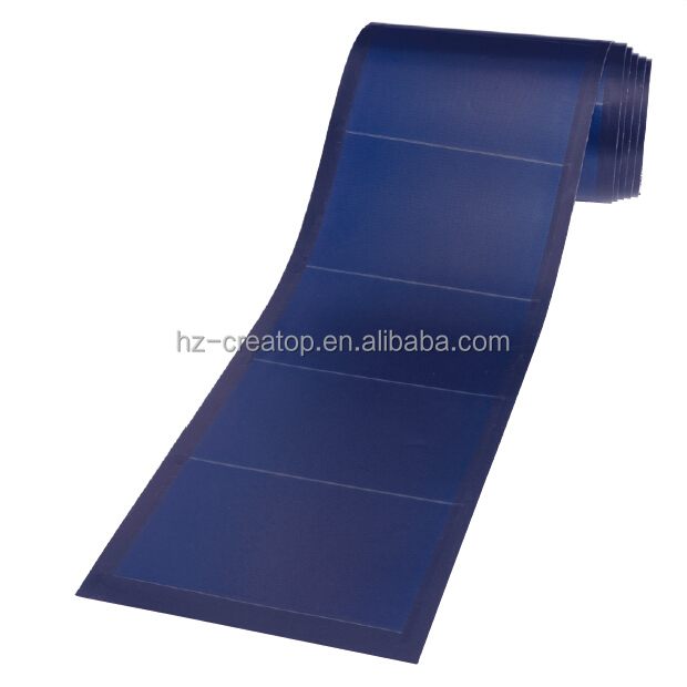 Hot sale flexible solar panel thin film