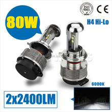 Aftermarket! H4 led bulb Chinese supplier led light bulb from Alibaba led headlight bulb for Honda