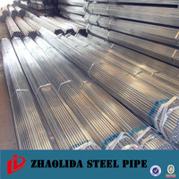 iron water pipe size ! gi steel pipe 80mm threaded galvanized pipe 6 inch