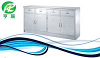 Pharmacy medicine cabinet stainless steel floor hospital instrument cupboard