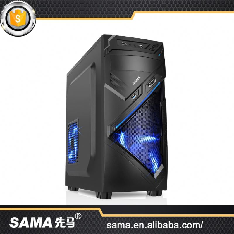SAMA 2016 Quality First Personalized Design Good Quality Colorful Gaming Computer Case