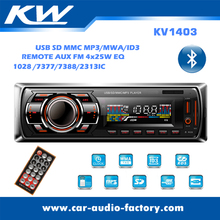 2016 New model 1 din bluetooth pioneer stereo 12v