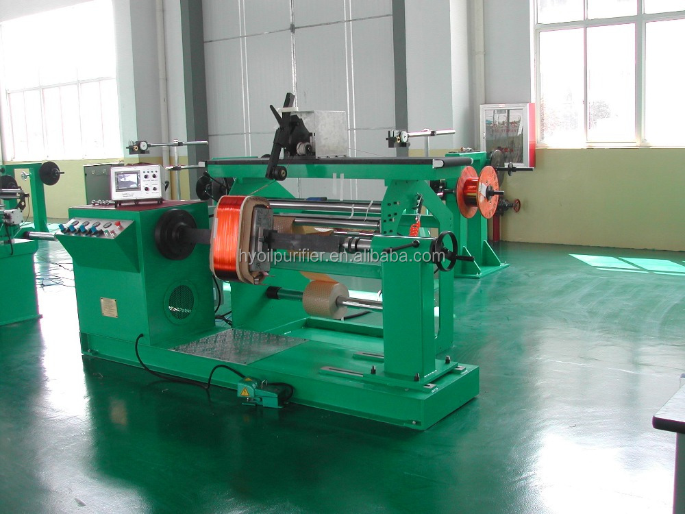 GD-1704 Low Capacity Transformer Automatic Coil Winding Machine