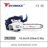 CE 2 stroke 18.3cc mini electric tree cutting from manufacturer