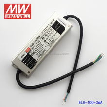 Meanwell Dimming LED Driver ELG-100-36A LED driver 36 volt LED Driver Housing