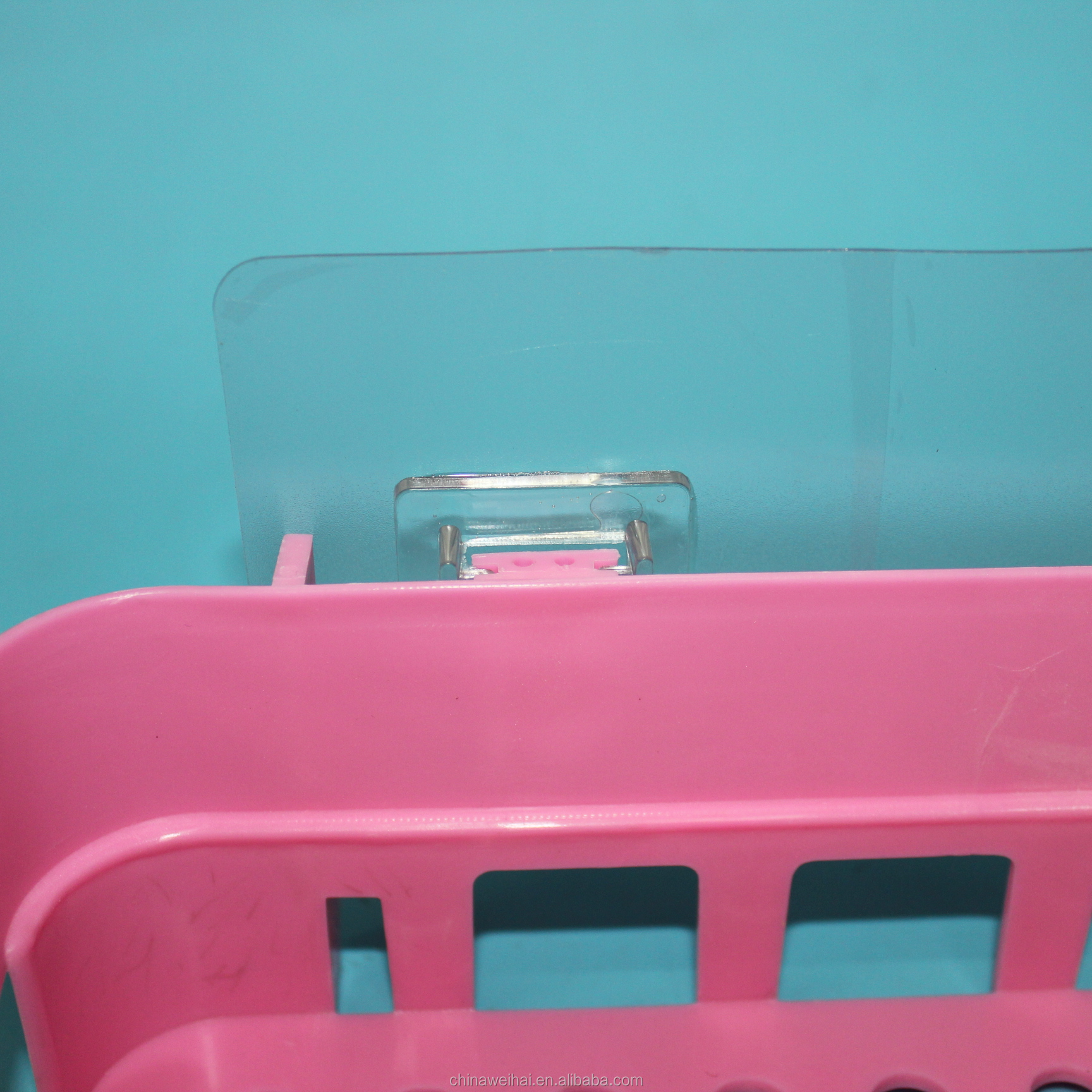 Nail-free bathroom racks toiletries storage racks bathroom toilet shelf