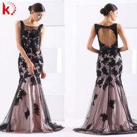 Graceful simple design young women party dress lace wedding dress