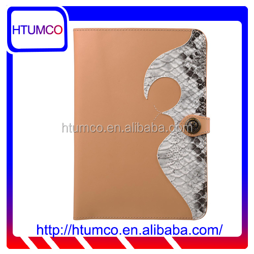 Popular Genuine Cowhide Premium Leather Case for Apple iPad mini