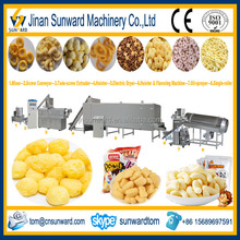 Corn Puffed Snack Pellets Production Equipment