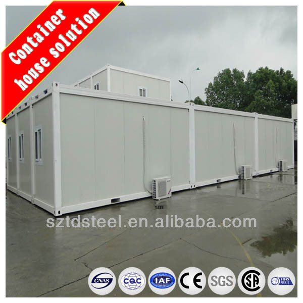 Low cost modular reefer refrigerated containers