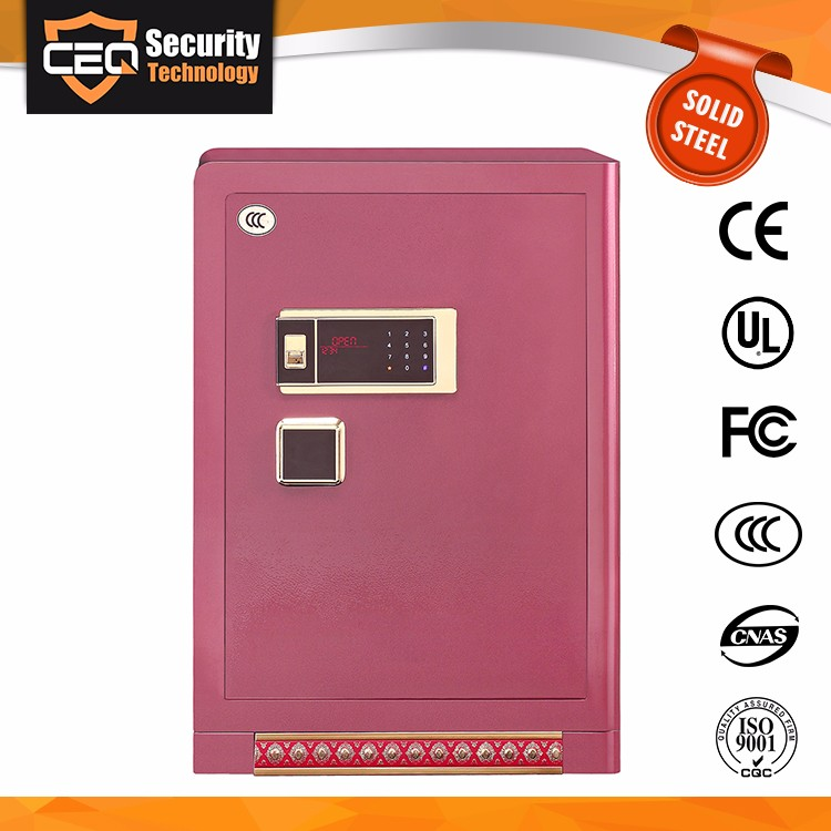 Combination Lock Metal Box Home Fireproof Safes
