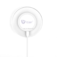 itian qi universal wireless charging pad with usb connector for blackberry/HTC/Nokia/Xiaomi/Huawei