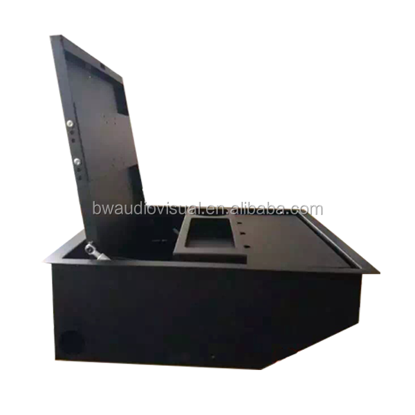 BW-MLF19 hot sale motorized lcd monotir lift/ LCD Monitor Lift