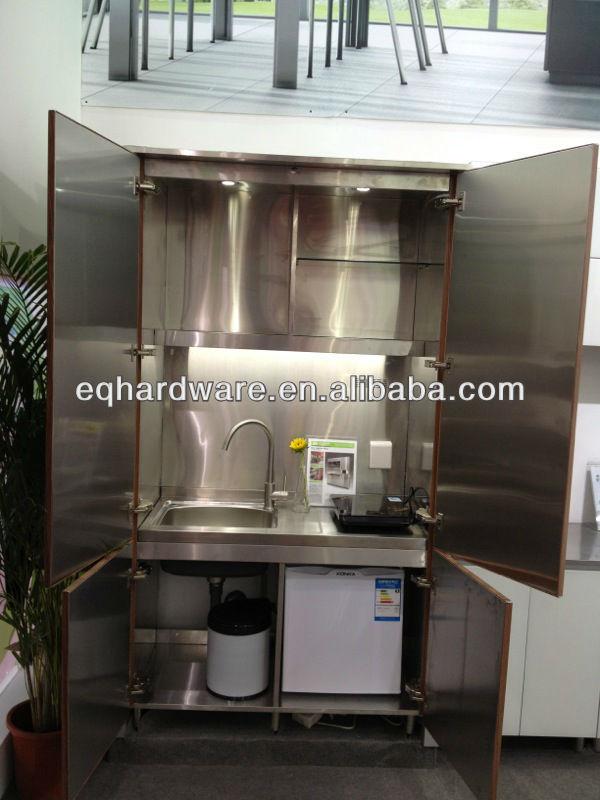 Cuisine ouverte mini cabinet cellier du cabinet oem en for Mini cuisine ouverte