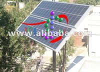 Generador Solar 100Wp Autorregulable