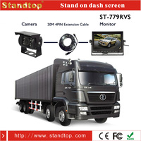 Hot seller waterproof trail car security bus cctv camera system
