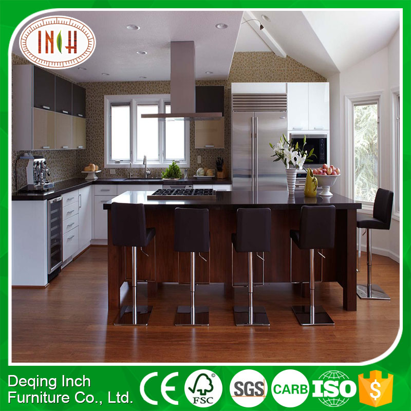 cheap mdf commercial kitchen cabinets supply