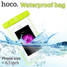 HOCO 2017 New Waterproof Bag Cover Case For iPhone X 8 5 5S 6 6S 7 Plus