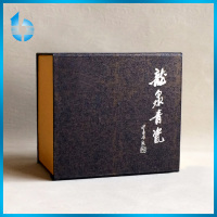 Hangzhou factory wholesales environmental package box for packing crafts&gifts