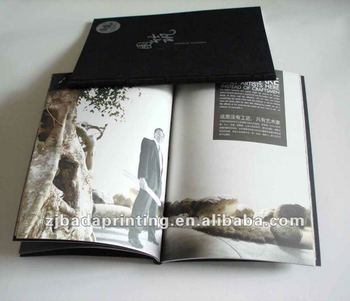 2013 newest customized print book